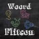 Woord Flitsen icon